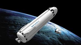Ambitne plany SpaceX
