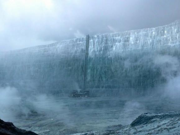 Zid koji u seriji