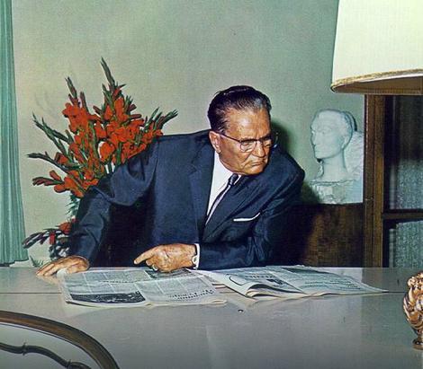 Josip Broz Tito je mesecima bio u kritičnom stanju