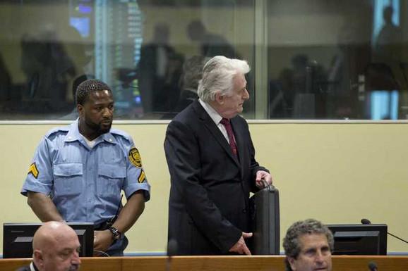 Izricanje presude Karadžiću