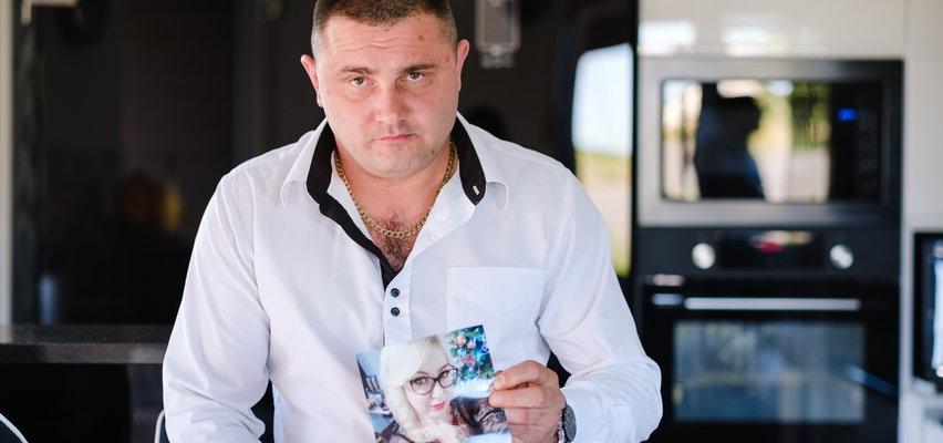 Jego partnerka zniknęła. Rodzina zaginionej posądza go o najgorsze. Prokuratura chce go zbadać wariografem. Biznesmen tłumaczy, że nie zabił ukochanej kobiety
