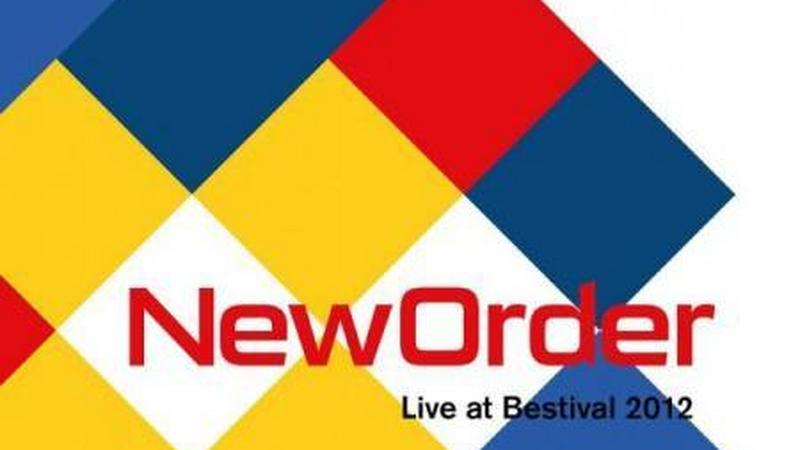 "New Order - ""Live at Bestival 2012"""