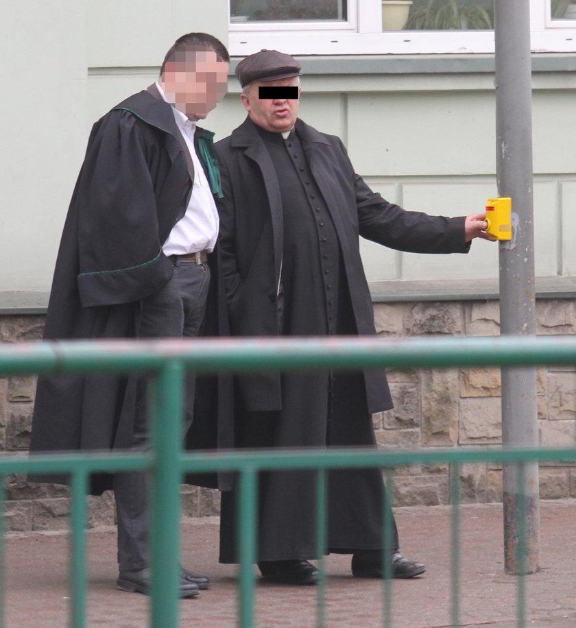 Wyrok dla byłego proboszcza z Hłudna