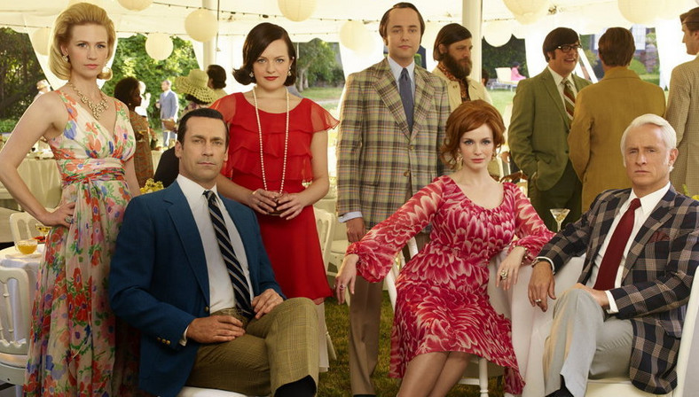 """Mad Men"", fot. AMC"