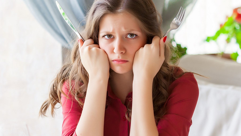 Emocje wpływają na apetyt
