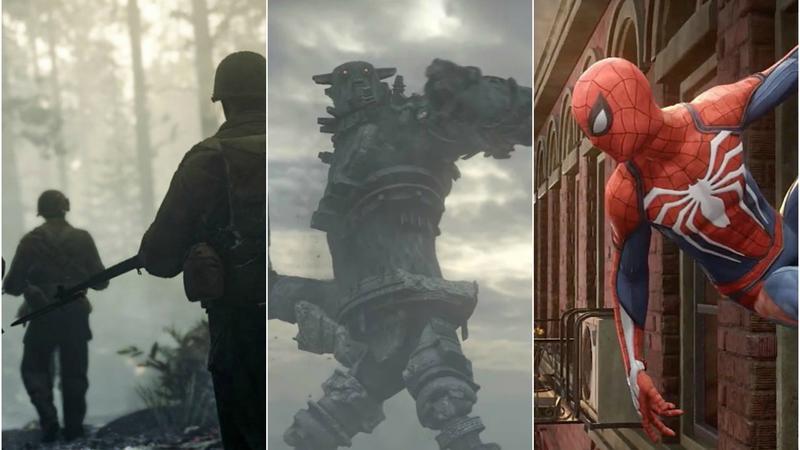 E3 2017 - konferencja Sony