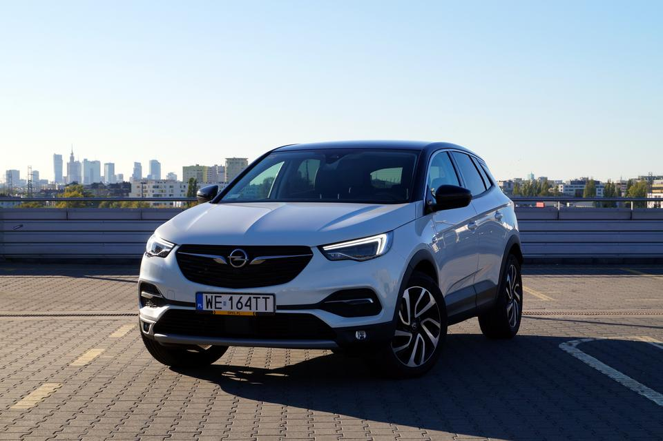 Opel Grandland X 2.0 Turbo D Ultimate