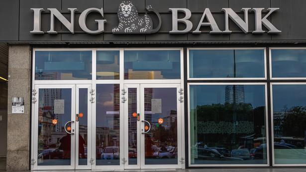 Placówka Banku ING