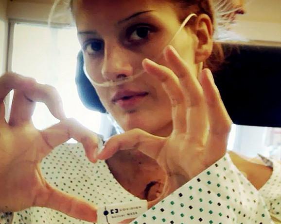 Sandra Svorcan je u bolnici u Beču provela 135 dana