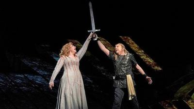 Two Met Opera arrivals, not even a day apart