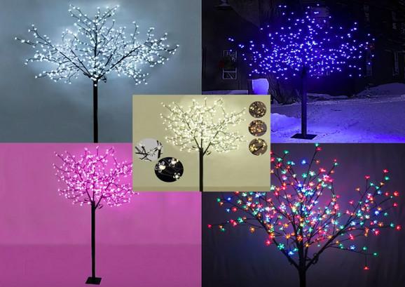 Sakura LED drvo