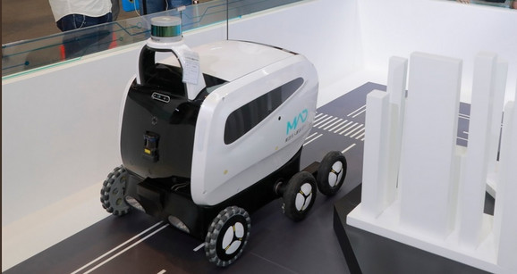 Robot u Japanu