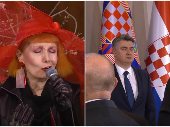 Političari KOLUTALI OČIMA, a na mrežama haos! Josipa Lisac se konačno oglasila povodom ŠOKANTNOG izvođenja hrvatske himne