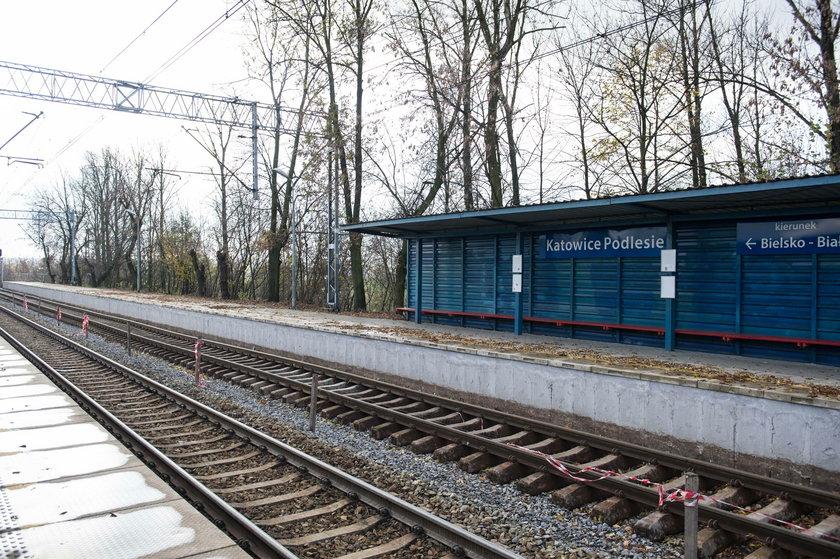 Stacja Katowice - Podlesie