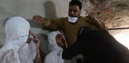 USA: Bestialski atak chemiczny w Syrii