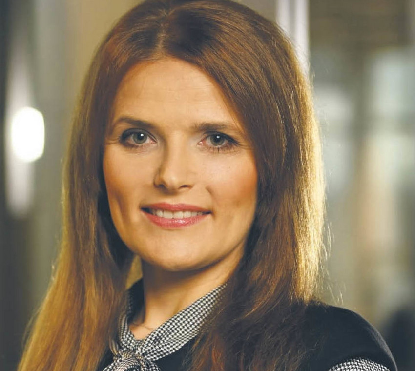Dorota Pokrop, doradca podatkowy i partner w EY  fot. materiały prasowe
