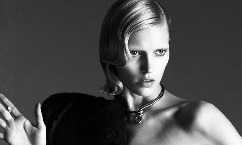 Sesja Interview Anja Rubik