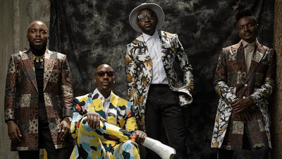 Sauti Sol treat Kenyans to a fun filled  'A Sol Christmas' Live Concert (Video)