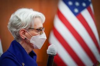 Chiny: Wizyta wiceszefowej dyplomacji USA. Pekin wini Waszyngton za złe stosunki