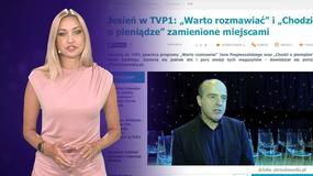 """Kolejne programy powracają do TVP; oskarżenia w """"Na dobre i na złe"""" - Flesz Filmowy"""