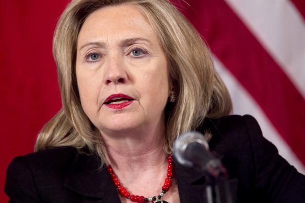 Po stronie Demokratów powody do niepokoju ma Hillary Clinton