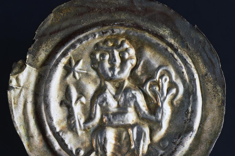 Margrave of Meissen bracteate