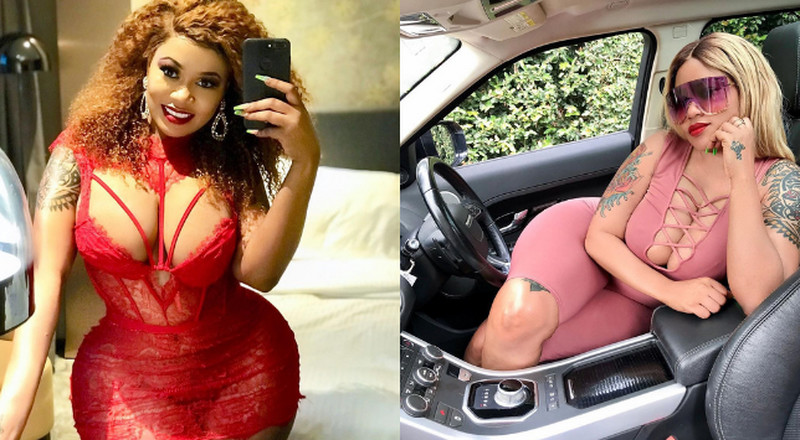 My breast Implants Cost me Sh. 2 Million - Vera Sidika