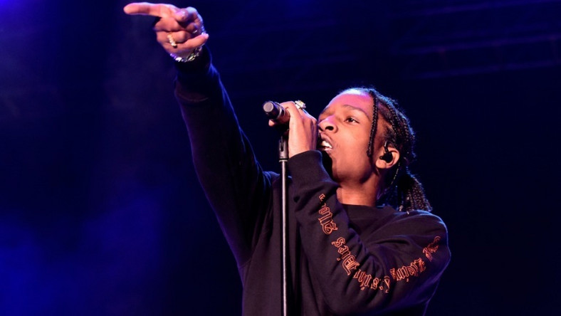 Rapper ASAP Rocky has already had to cancel shows in several countries because of his detention