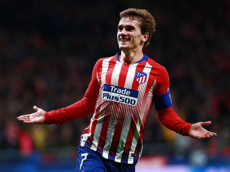 17. Atletico Madrid — $8.10 million / €7.17 million (average pay per player)