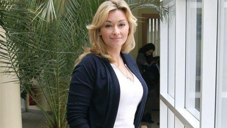 Martyna Wojciechowska trafiła do szpitala w Gdyni