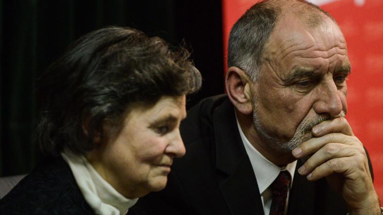 Rodzice Andrzeja Dudy