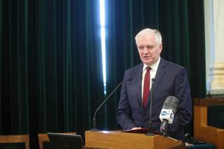 Wolność słowa na uczelniach: Gowin ogłasza projekt nowelizacji ustawy