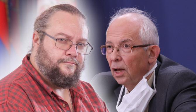 Marko Kon i Predrag Kon
