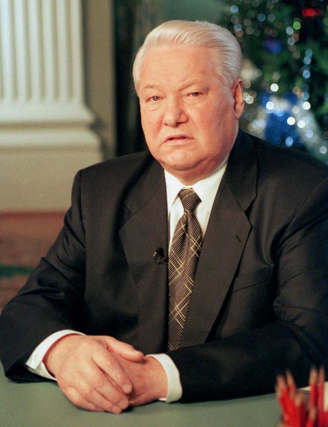Borisa Jeljcin