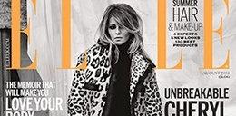 Cheryl Cole na okładce Elle