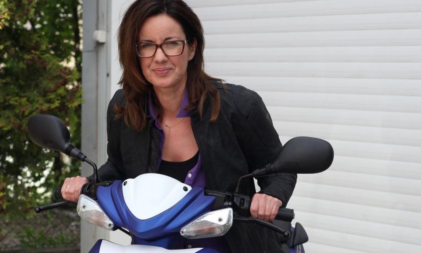Wybierz skuter na wiosnę