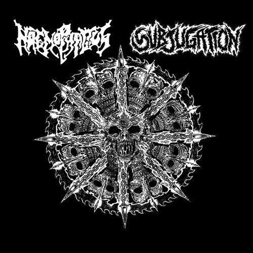 "Haemophagus / Subjugation – ""Split 7'' EP"""