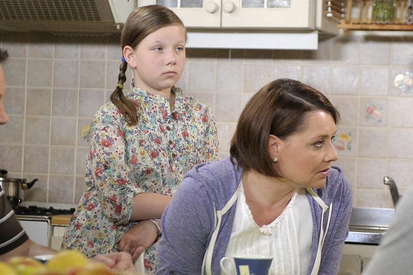 A tak córka Małgorzaty Ostrowskiej-Królikowskiej, czyli serialowa Kasia, wyglądała w 2011 roku. Trzeba przyznać, że Julia Królikowska wyrosła na urodziwą dziewczynę