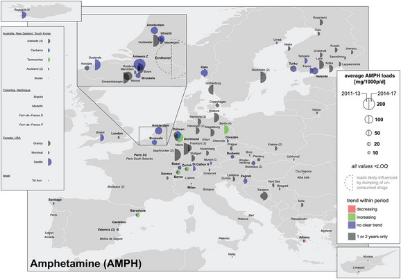 Karta korišćenja amfitamina