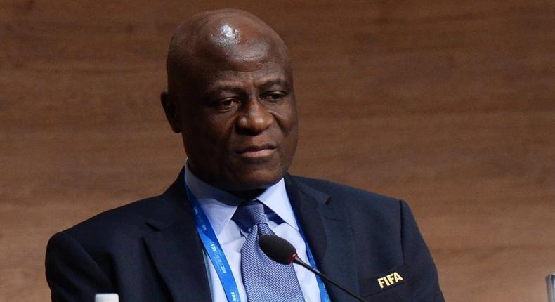 Caf: La Fifa suspend Omari