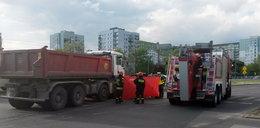 Tragiczny wypadek na Rondzie Sybiraków