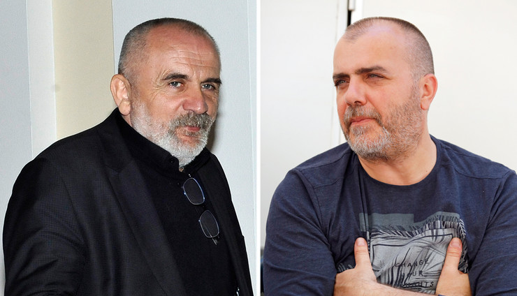 Marjan Rističević, Nikola Kojo, Kombo