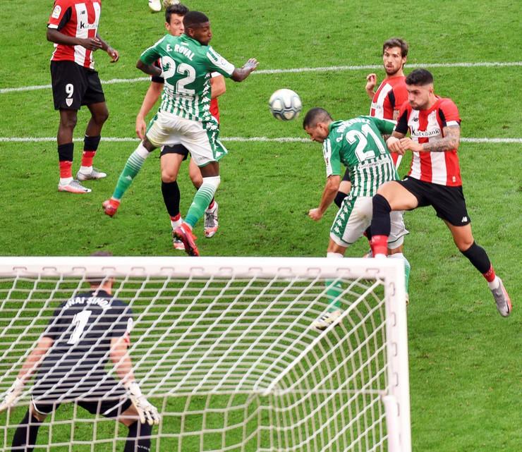 FK Betis, FK Atletik Bilbao