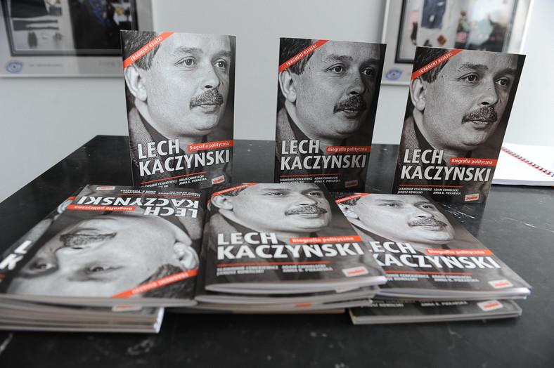 """""""Lech Kaczyński. Biografia polityczna"""""""
