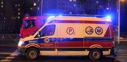 7-latek wypadł z okna w Gubinie. Jest ciężko ranny