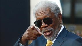 Morgan Freeman miał wypadek lotniczy