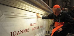 Tak wygląda nowy grób papieża! FOTO