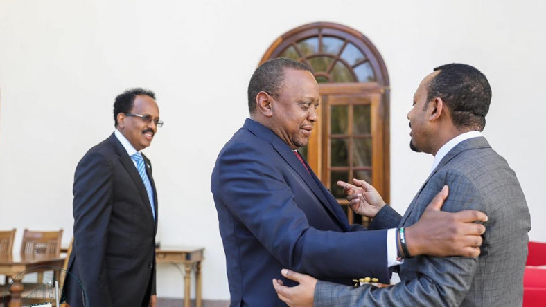Ethiopian Prime Minister Abiy Ahmed fails to convince Kenya and Somalia to make love not war