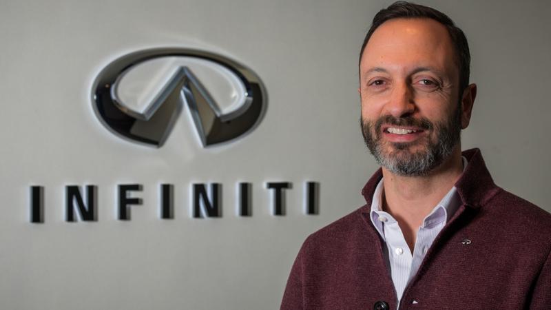 Karim Habib - nowy szef designerów Infiniti