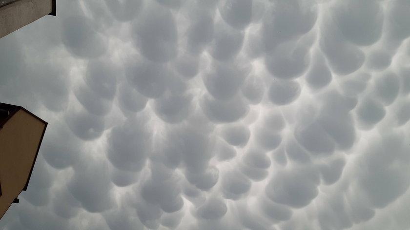 Chmury typu mammatus